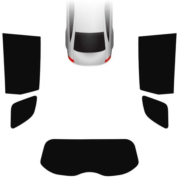 Passgenaue Tönungsfolie Suzuki Vitara 2015-heute
