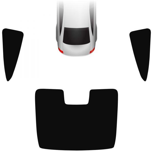 Passgenaue Tönungsfolie Honda Civic 10 Coupe 2017-heute