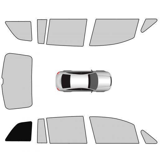 Kofferraumscheibe Beifahrerseite hinten