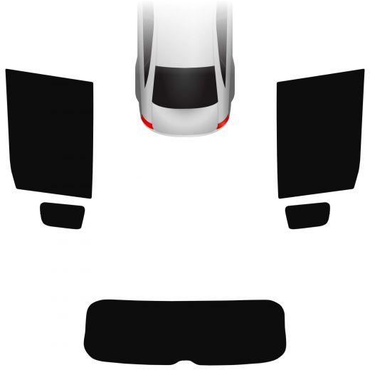 Passgenaue Tönungsfolie Jeep Renegade 2014-heute