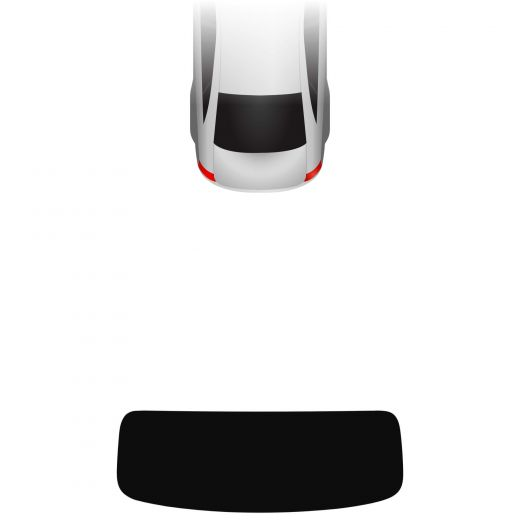 Passgenaue Tönungsfolie Audi TT 8S/FV Roadster 2014-heute