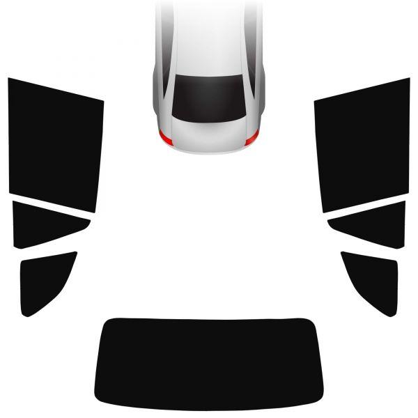 Passgenaue Tönungsfolie BMW X1 E84 2009-2015