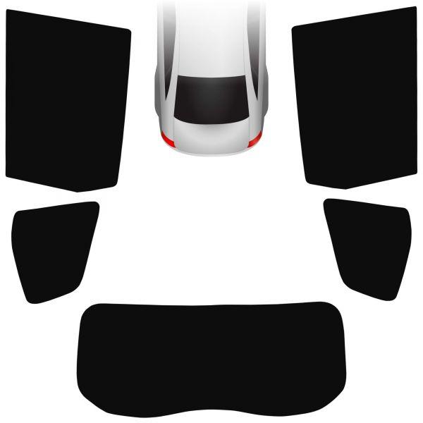 Passgenaue Tönungsfolie Dacia Duster I 2010-2018