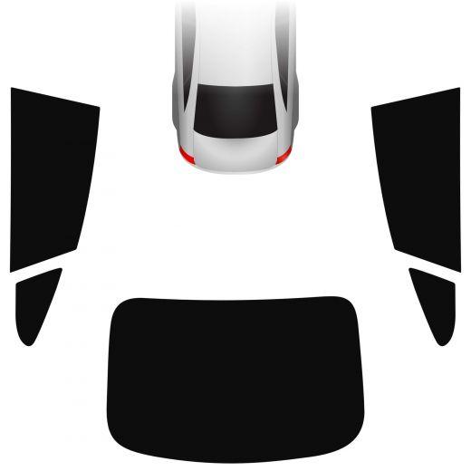 Passgenaue Tönungsfolie Audi A5 8T Sportback 2009-2017