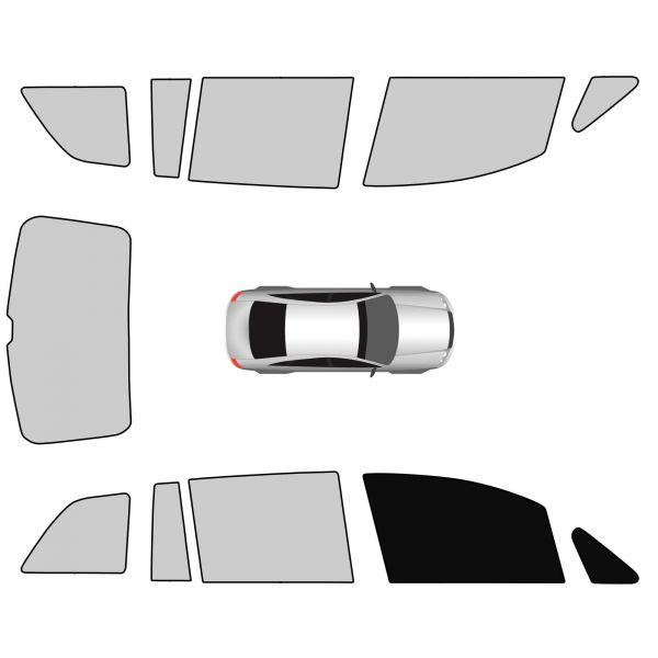 Seitenscheibe Beifahrerseite vorne