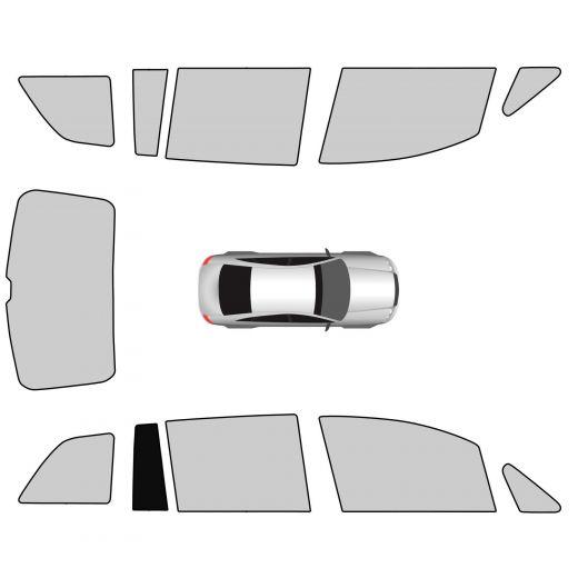Eckscheibe Beifahrerseite hinten