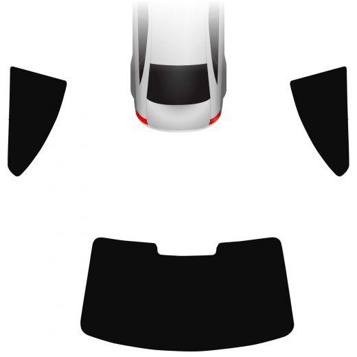 Passgenaue Tönungsfolie BMW 2er F22 - M2 F87 Coupe 2014-2021