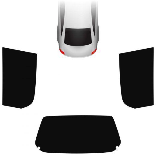 Passgenaue Tönungsfolie Suzuki Alto IV 5-türer 2002-2006