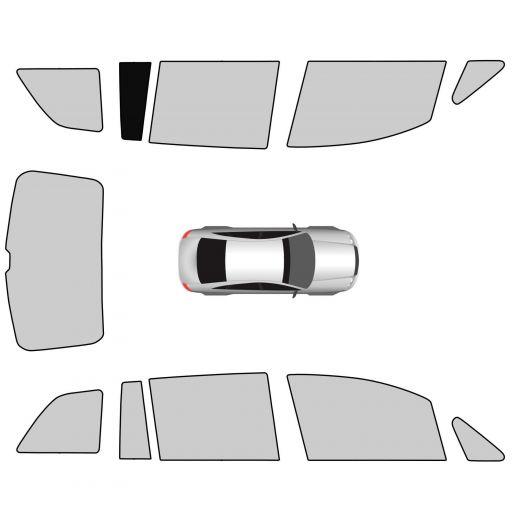 Eckscheibe Fahrerseite hinten