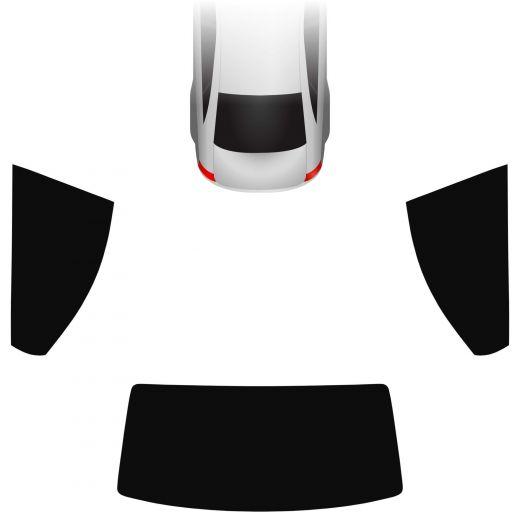 Passgenaue Tönungsfolie BMW 4er F33/F83 Cabrio 2014-2021