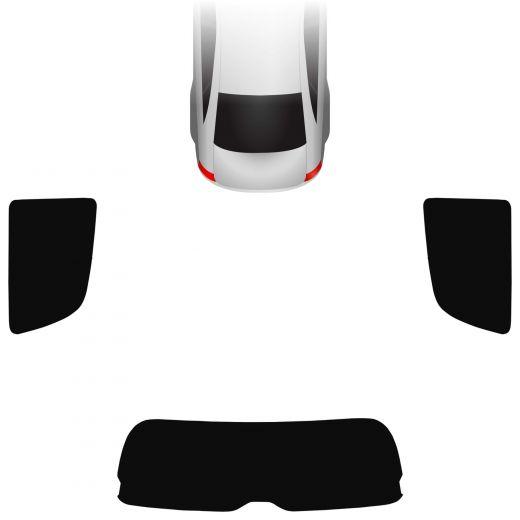 Passgenaue Tönungsfolie Suzuki Swift 3-türer 2005-2010