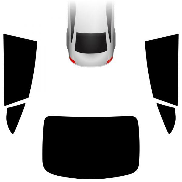 Passgenaue Tönungsfolie Audi A5 F5 Sportback 2016-heute