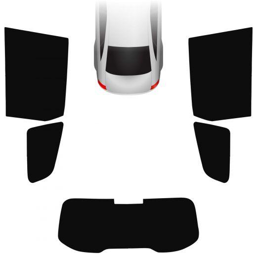 Passgenaue Tönungsfolie Dacia Duster II 2018-heute