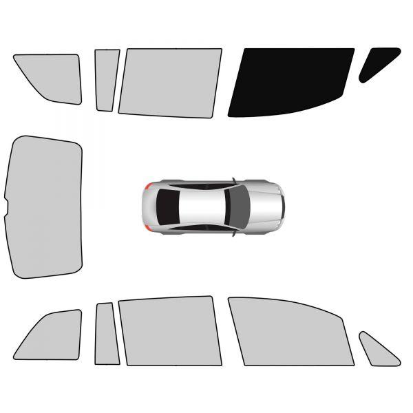 Seitenscheibe Fahrerseite vorne