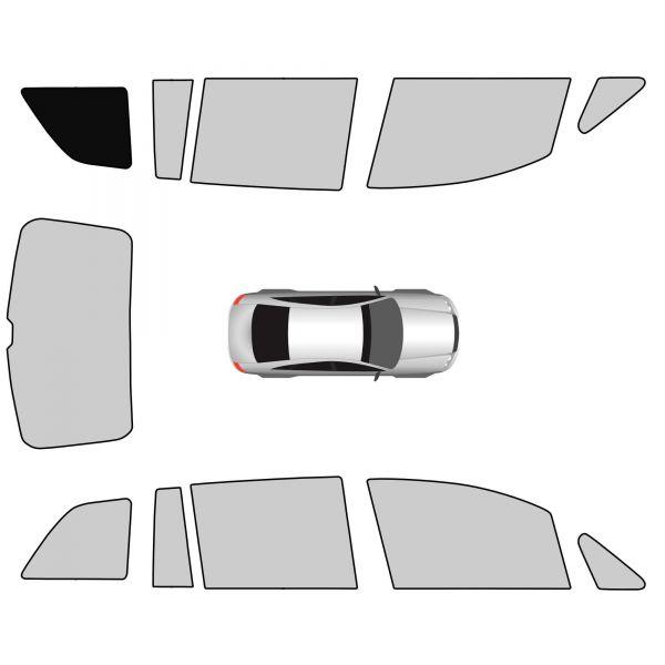 Kofferraumscheibe Fahrerseite hinten