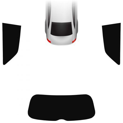 Passgenaue Tönungsfolie Audi A3 8V 3-türer 2012-2020