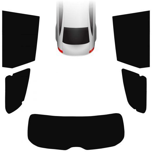 Passgenaue Tönungsfolie Opel Astra J Sports Tourer 2010-2015