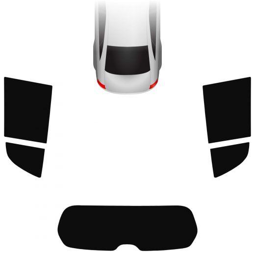 Passgenaue Tönungsfolie Suzuki Swift 5-türer 2010-2017