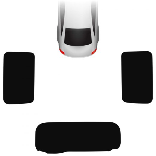 Passgenaue Tönungsfolie Suzuki Jimny 2018-heute