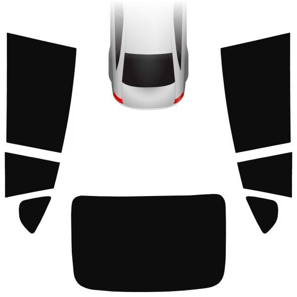 Passgenaue Tönungsfolie BMW 5er F07 Gran Turismo 2009-2013