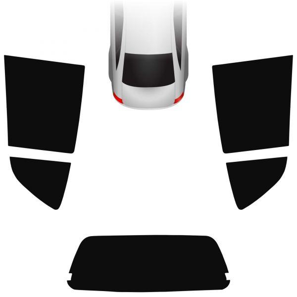 Passgenaue Tönungsfolie Suzuki Splash 2008-2014