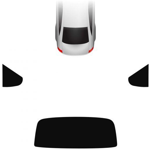 Passgenaue Tönungsfolie BMW Z4 E89 Cabrio 2009-2016