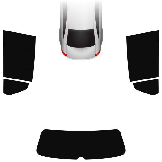 Passgenaue Tönungsfolie VW Golf 7 5-türer 2012-2019
