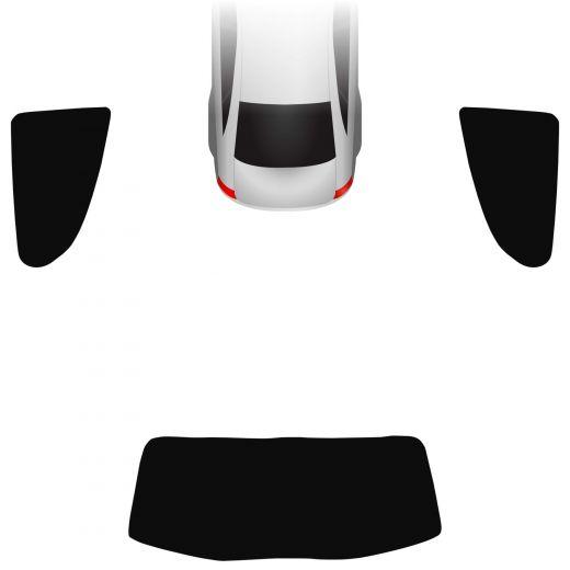 Passgenaue Tönungsfolie Alfa Romeo MiTo 2008-heute