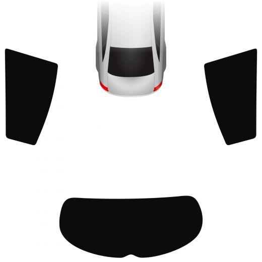 Passgenaue Tönungsfolie Alfa Romeo Giulietta 2010-2020