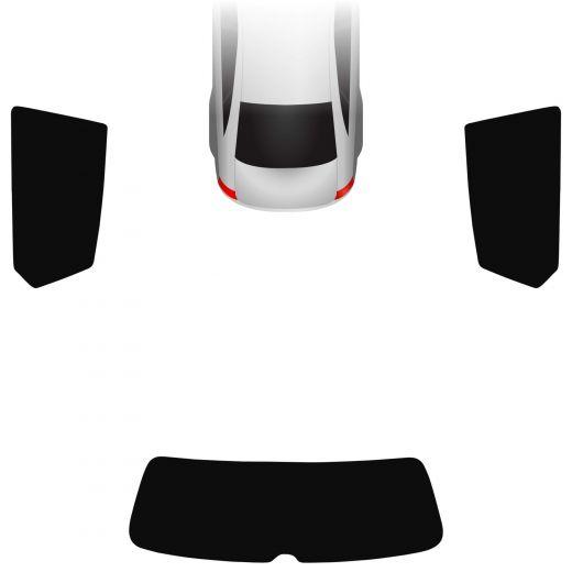 Passgenaue Tönungsfolie VW Golf 7 3-türer 2012-2019