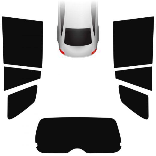Passgenaue Tönungsfolie Suzuki Grand Vitara 5-türer 2005-2015