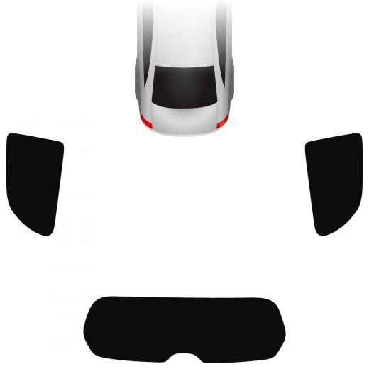 Passgenaue Tönungsfolie Suzuki Swift 3-türer 2010-2017