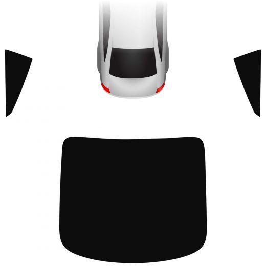 Passgenaue Tönungsfolie Audi TT 8S/FV Coupe 2014-heute