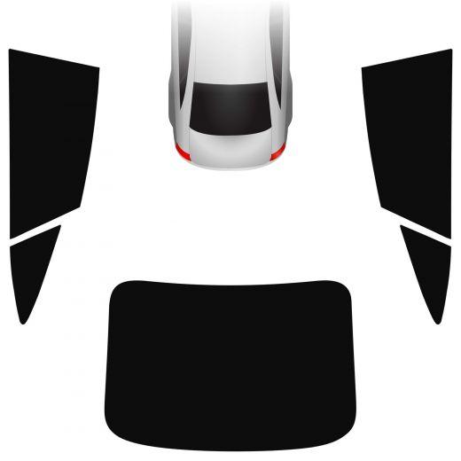 Passgenaue Tönungsfolie Audi A7 C8 Sportback 2018-heute