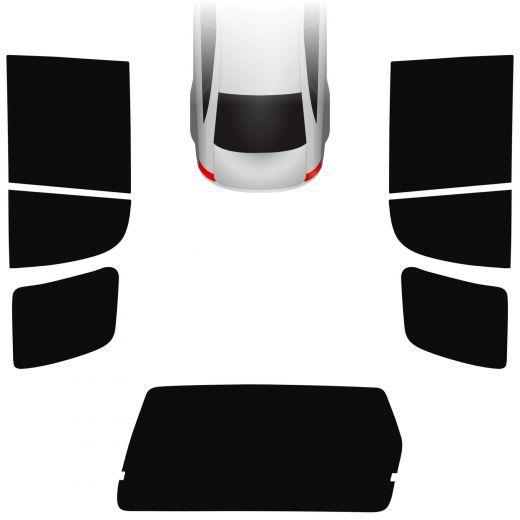 Passgenaue Tönungsfolie Suzuki Grand Vitara 5-türer 2001-2005