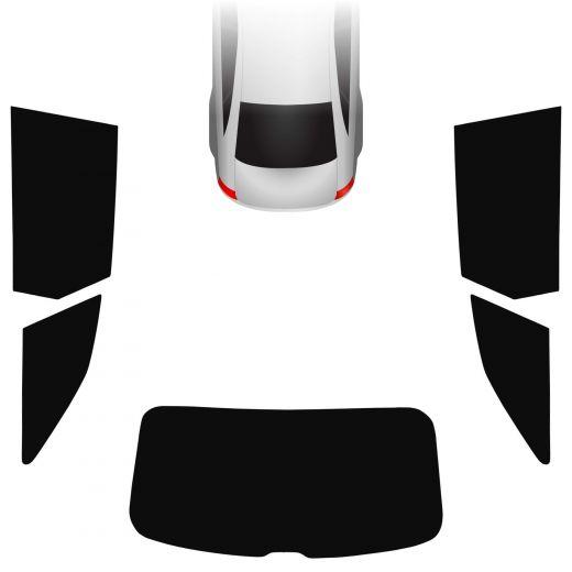 Passgenaue Tönungsfolie Audi A6 C8 Avant 2018-heute