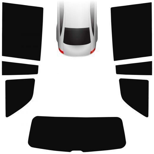 Passgenaue Tönungsfolie Opel Zafira B 2005-2014